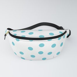 Simply Dots in Seaside Blue Fanny Pack