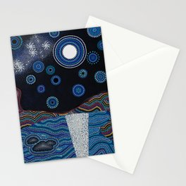 Reflection of Self Stationery Cards
