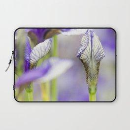 Flight of Butterflies Iris Laptop Sleeve