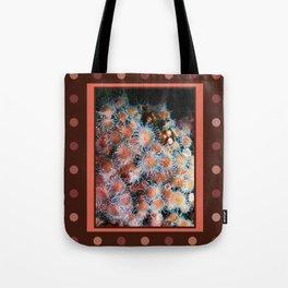 Coral Polyps Tote Bag