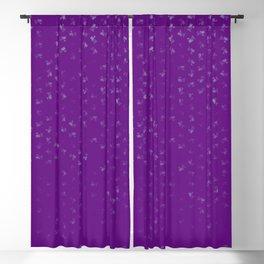 virgo zodiac sign pattern pt Blackout Curtain