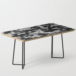 Camouflage (Gray) Coffee Table