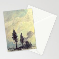 PINE STAND Stationery Cards