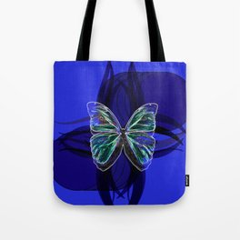 Insect, butterfly Tote Bag