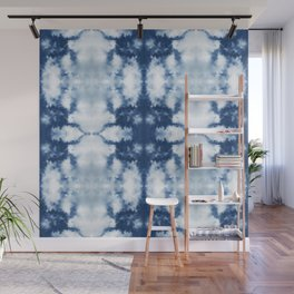Tie Dye That's Actually Sky oversize Wall Mural