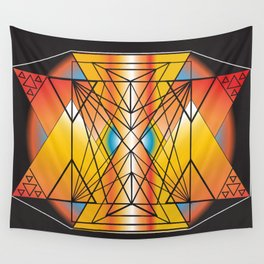 All In One  Wall Tapestry