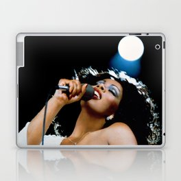 Donna Summer - Live and More Laptop & iPad Skin