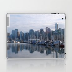 Downtown Vancouver Laptop & iPad Skin