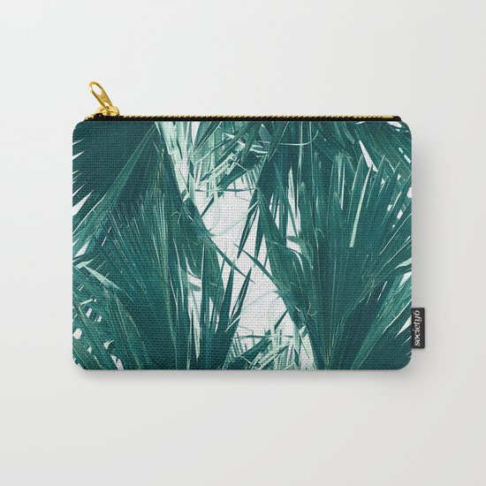 Palm Twist Carry-All Pouch