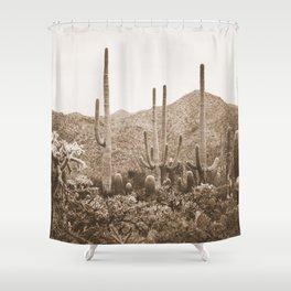 Bohemian Southwest Shower Curtain
