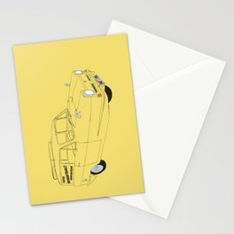 Only Fools and Horses Robin Reliant Stationery Cards