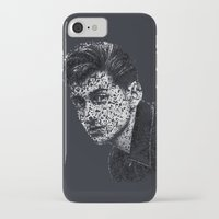 alex turner iPhone & iPod Cases featuring Typo-songs Alex Turner by Daniac Design