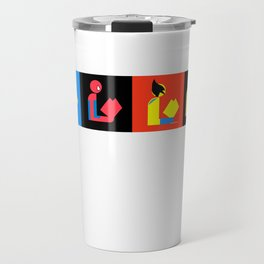 Readers Assemble vol. 1 Travel Mug