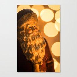 Must be Santa Canvas Print