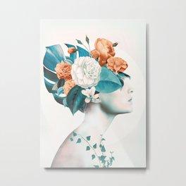 Floral beauty 2a Metal Print