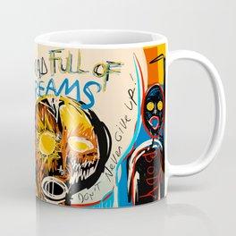 Head full of dreams Coffee Mug