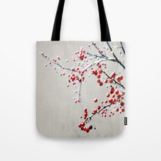 Red Magic Tote Bag
