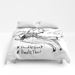 DoodleThor, Goat of Thunder Comforters
