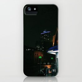 nights in new york iPhone Case