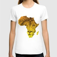 musa T-shirts featuring King Of The Jungle! by DeMoose_Art