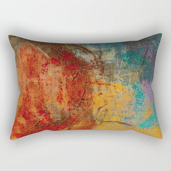 Othala - Runes Series Rectangular Pillow