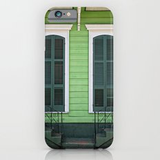Green Creole Cottage iPhone 6s Slim Case