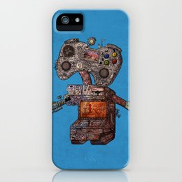 Gamebot iPhone Case