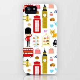 Enjoy London! iPhone Case