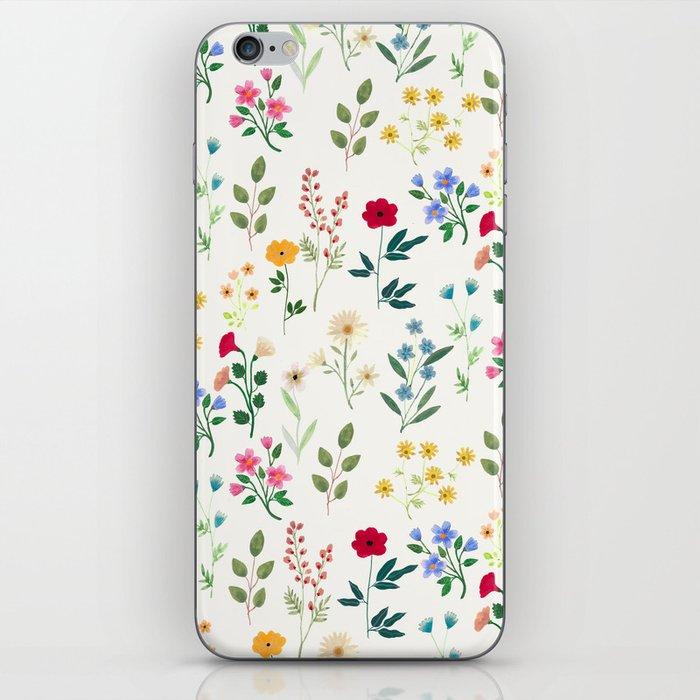 Spring Botanicals iPhone Skin