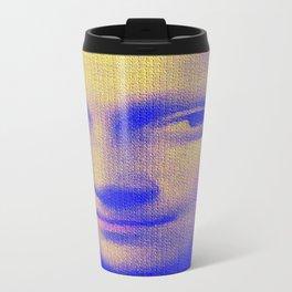 Mona Blue Travel Mug