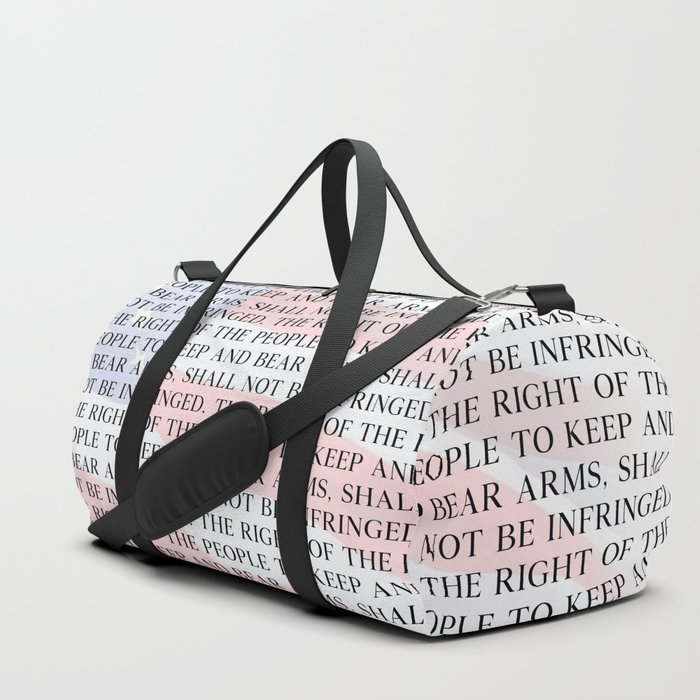 Second Amendment Duffle Bag