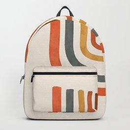 Abstract Tika #illustration #digital Backpack
