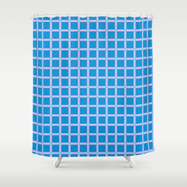 LINE_LINE_001 Shower Curtain
