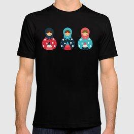 Matrioshkas Group T-shirt
