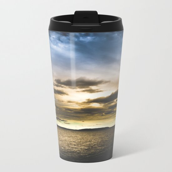 Last dip Metal Travel Mug