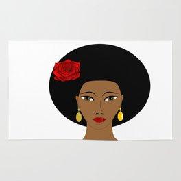 Afro Queen Rug