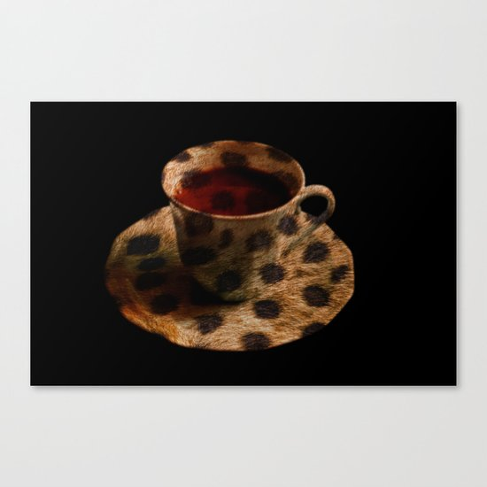 CHEE-TEA Canvas Print