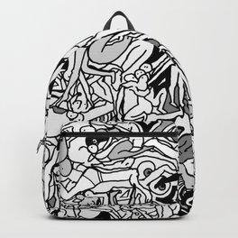 Yoga Bodies Backpack
