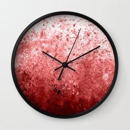 Abattoir Wall Wall Clock