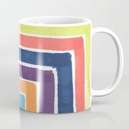Colory Tile Coffee Mug