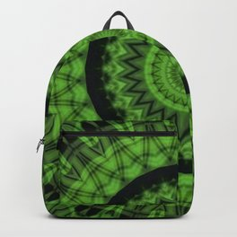 Regardlossly Plaid Mandala 2 Backpack