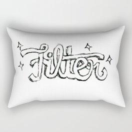 Filter Rectangular Pillow