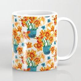 Lily Blossom Coffee Mug