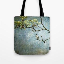 Lucky Bird Tote Bag