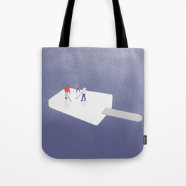 icehockey Tote Bag