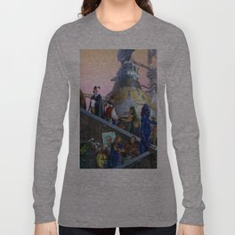 Immigrants Long Sleeve T-shirt
