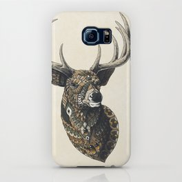 White-Tailed Deer (Color Version) iPhone Case