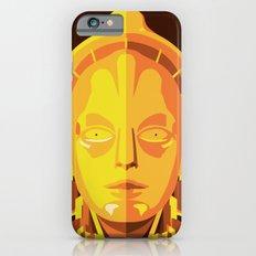 Metropolis Golden Slim Case iPhone 6s