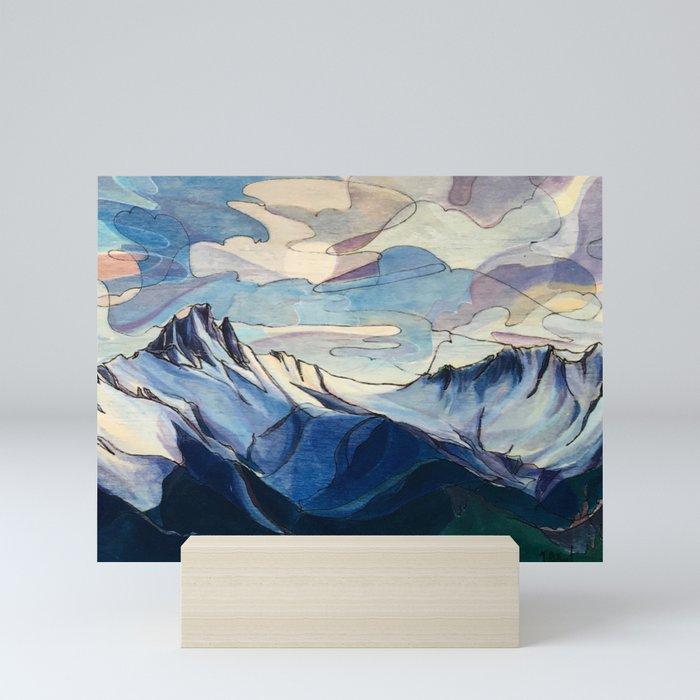 Tantalus Evenings Mini Art Print