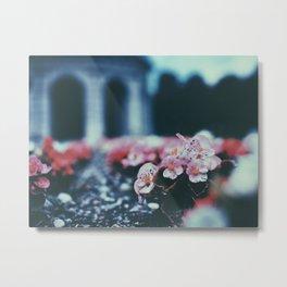 München Blumen Metal Print